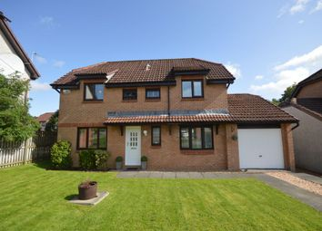 Thumbnail 4 bed detached house for sale in Teign Grove, East Kilbride, South Lanarkshire
