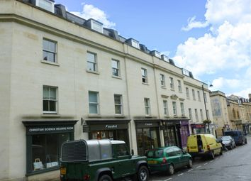 Thumbnail 2 bed flat to rent in Walcot Street, Bath