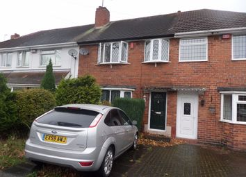 Thumbnail 3 bed town house for sale in Curbar Road, Great Barr