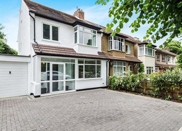 Thumbnail 3 bedroom semi-detached house to rent in Ruskin Road, Carshalton