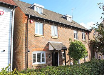 4 bed semi-detached house for sale in Bramley Green, Angmering, West Sussex BN16