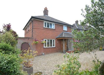Thumbnail 4 bed detached house for sale in Hillside Road, Thorpe St Andrew, Norwich, Norfolk