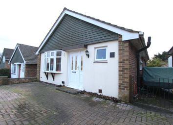 Thumbnail 2 bed detached bungalow for sale in Lime Close, Southampton