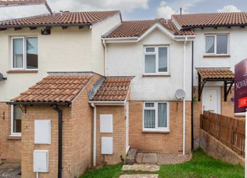 Thumbnail 2 bed terraced house for sale in Holbay Close, Staddiscombe