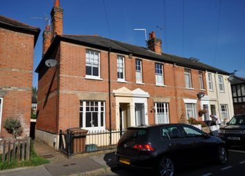 Manor Road, Chelmsford CM2. 3 bed end terrace house