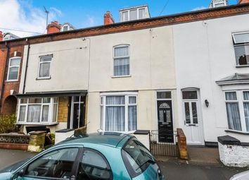 Thumbnail 3 bed terraced house for sale in Bernard Street, Walsall, West Midlands
