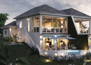 Thumbnail 3 bedroom town house for sale in Townhouse Capri, Westmoreland Hills, Barbados