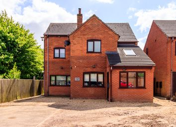 Thumbnail 3 bed detached house for sale in Manor View, Gedney, Lincolnshire, Spalding
