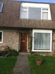 Thumbnail 2 bed terraced house to rent in Plantation Court, Lymington