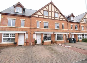 Thumbnail 4 bed town house for sale in Scholars Park, Darlington, Co. Durham