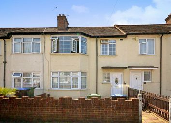 Thumbnail 3 bed terraced house for sale in Central Road, Wembley, Middlesex