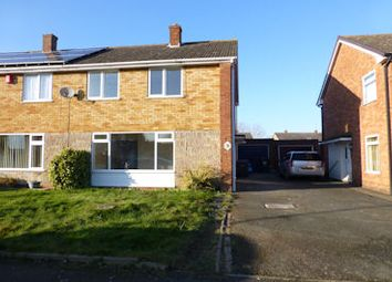 Thumbnail 3 bed semi-detached house to rent in Strine Close, Telford