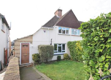 Thumbnail 2 bed semi-detached house for sale in Hill Rise, Darenth, Dartford