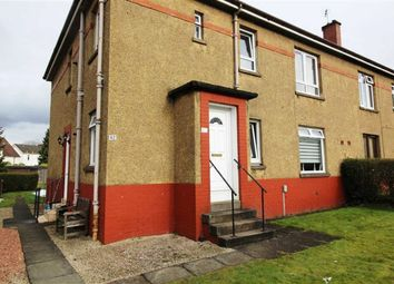 Thumbnail 3 bed flat for sale in Lesmuir Drive, Glasgow