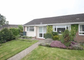 Thumbnail 2 bed semi-detached bungalow for sale in Caradoc View, Hanwood, Shrewsbury