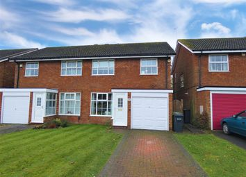 3 bed semi-detached house for sale in Langcomb Road, Shirley, Solihull B90