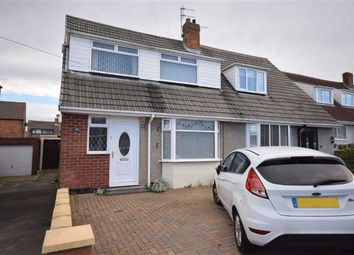 Thumbnail 3 bed semi-detached house for sale in Garth Crescent, South Shields