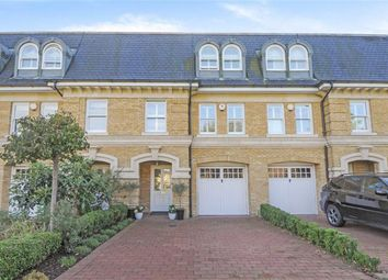 Thumbnail 5 bed terraced house for sale in Langdon Park, Teddington