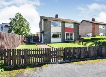 Thumbnail 2 bed semi-detached house for sale in Shieldaig Road, Milton, Glasgow