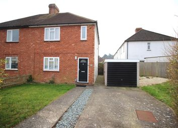 Thumbnail 2 bed semi-detached house for sale in Canterbury Road, Guildford