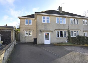 Thumbnail 4 bedroom semi-detached house for sale in The Beeches, Bath, Somerset