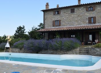 Thumbnail 5 bed farmhouse for sale in Pietralunga, Pietralunga, Perugia, Umbria, Italy