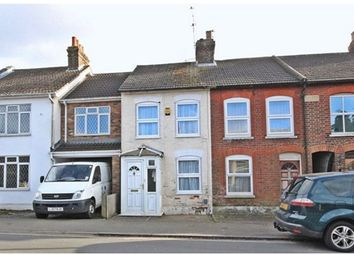 Thumbnail 2 bedroom terraced house for sale in Putteridge Road, Luton