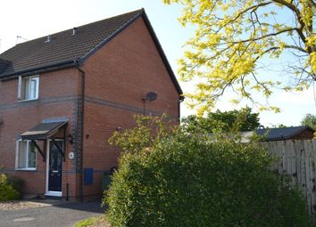 Thumbnail 2 bed property to rent in Roding Way, Didcot