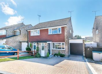 Thumbnail 2 bed semi-detached house for sale in Rosedale Close, Gossops Green, Crawley, West Sussex