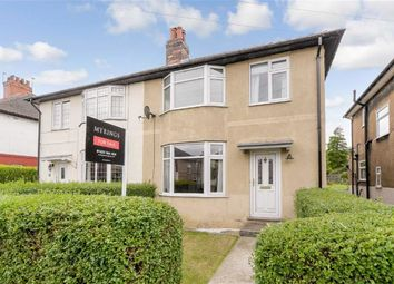 Thumbnail 3 bedroom semi-detached house to rent in Beech Road, Harrogate, North Yorkshire