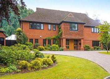 Thumbnail 5 bed detached house for sale in Ockham Lane, Cobham, Surrey