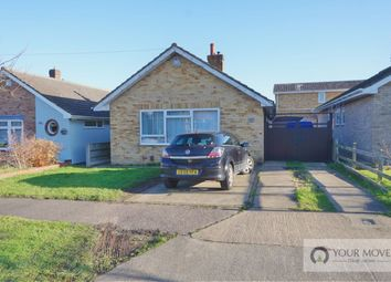 Thumbnail 2 bed bungalow for sale in Yew Tree Close, Bradwell, Great Yarmouth