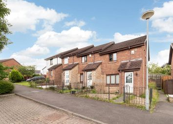 Thumbnail 2 bed terraced house for sale in Rhindmuir Court, Swinton