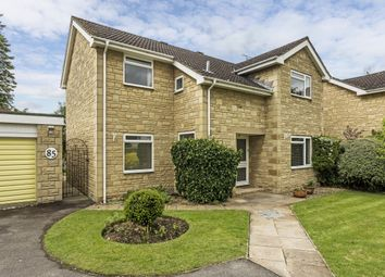 Thumbnail 4 bed detached house to rent in Moorend Road, Leckhampton, Cheltenham