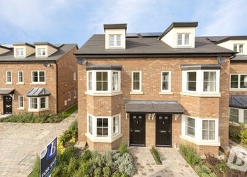 Thumbnail 3 bed semi-detached house for sale in 3, 4, 7 & 8 Constable Mews, St Marys Lane, Upminster
