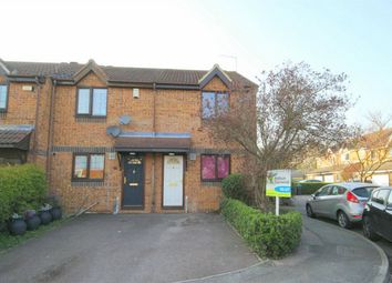 Thumbnail 2 bed end terrace house to rent in Leigh Hunt Drive, London