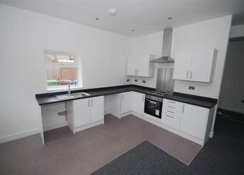 Thumbnail 1 bed flat to rent in Flat 4, 38 New Street, Stafford