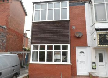 Thumbnail 3 bed end terrace house to rent in Caunce Street, Blackpool