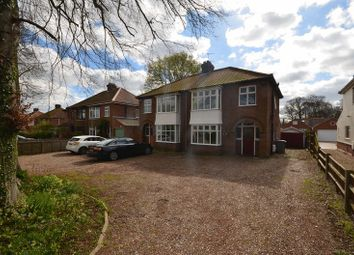 Thumbnail 3 bedroom semi-detached house for sale in Plumstead Road East, Norwich