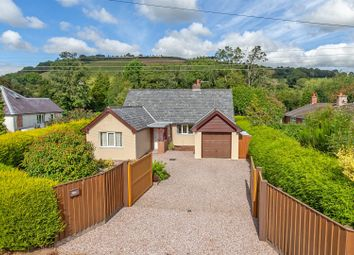 Thumbnail 3 bed detached bungalow for sale in Sarn, Bucknell, Craven Arms