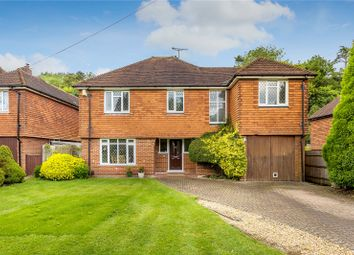 Thumbnail 4 bed detached house for sale in Harestone Valley Road, Caterham, Surrey