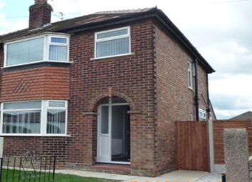 Thumbnail 3 bed semi-detached house to rent in Vale Road, Timperley, Altrincham