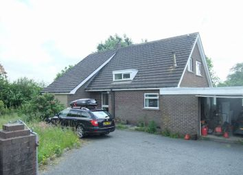 Thumbnail 4 bed detached bungalow for sale in New Mill Road, Cardigan, Ceredigion
