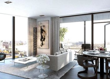 Thumbnail 2 bed flat for sale in The Madison, 199-207 Marsh Wall, London