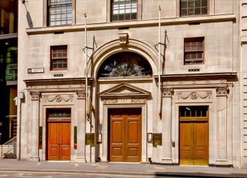 Thumbnail Serviced office to let in Leadenhall Street, London