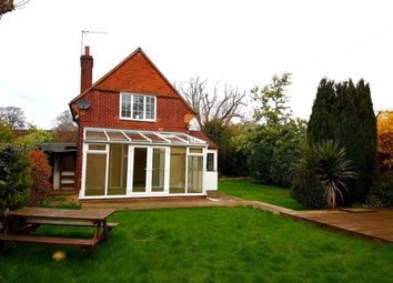 Thumbnail 3 bed detached house to rent in Whitehorse Drive, Epsom