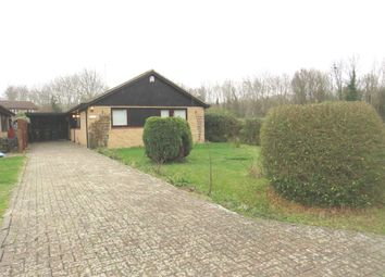 Thumbnail 3 bedroom detached bungalow for sale in Burswood, Orton Goldhay, Peterborough