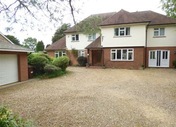 Thumbnail 4 bed detached house for sale in Westwood Park Road, Peterborough, Cambridgeshire
