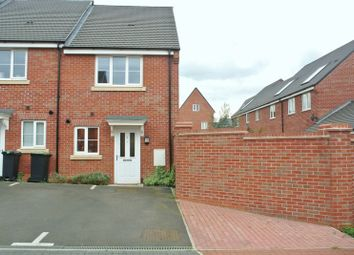 Thumbnail 2 bed terraced house for sale in Tay Drive, Rushden
