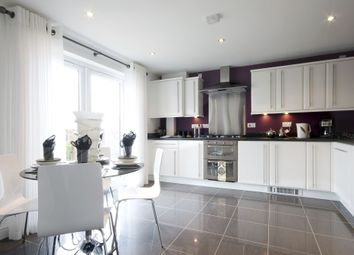 "Thumbnail 3 bed semi-detached house for sale in ""Cawdor"" at Mugiemoss Road, Bucksburn, Aberdeen"